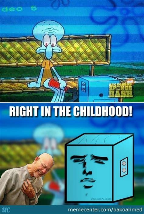 Squidward Meme - image gallery squidward memes