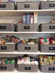16 small pantry organization ideas hgtv With what kind of paint to use on kitchen cabinets for dinner candle holder