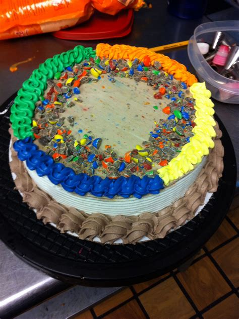 mm blizzard cake dq cakes pinterest cake dairy