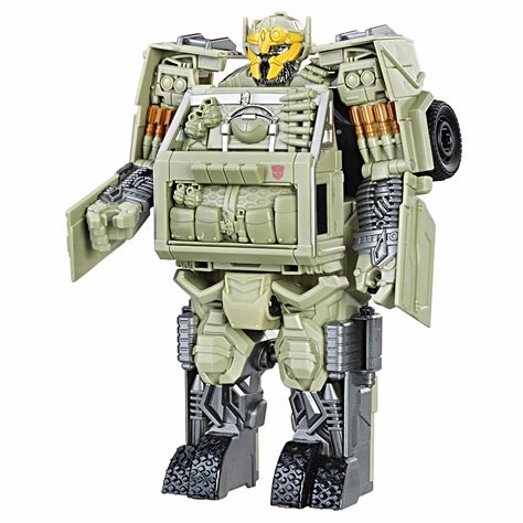 transformers hound first look at transformers the last knight armor up turbo