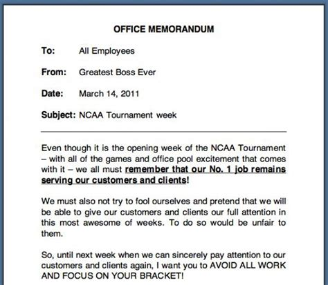 office memo   worlds greatest boss  ncaa