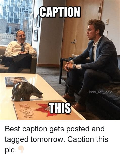 Caption Meme - caption logic this best caption gets posted and tagged tomorrow caption this pic logic meme