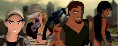 Walking Dead Wallpaper Animated - unfinished the walking dead animated by mirandaareli on