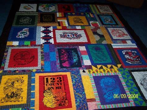 t shirt quilt designs 12 best quilts images on