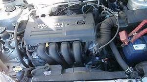 Wrecking 2005 Toyota Corolla Engine 1 8  1zz  Zze122