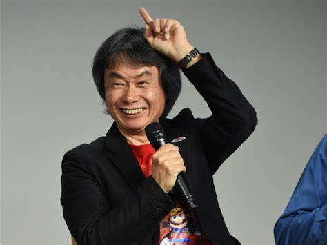 Shigeru Miyamoto says Apple and Nintendo have 'very ...