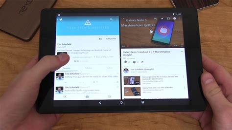 split screen app for android how to use split screen on android nougat technobezz