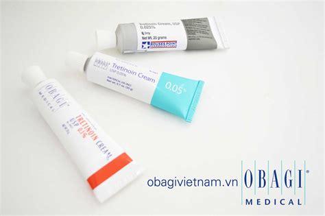 ed beauty thong bao san pham tretinoin  crx clarifying serum professional   moi