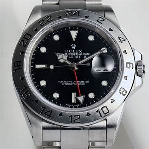 Rolex Explorer II 16570 | WatchCollectors.co.uk