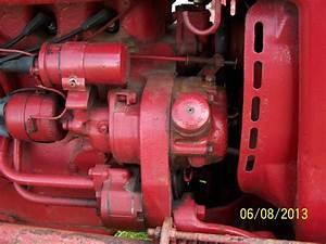 Super C Carburetor Governor Problems