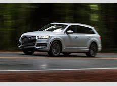 2017 Audi Q7 Review, Seating Capacity, 3rd Row