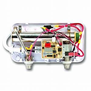 Wiring Diagram For Rheem Tankless Water Heater