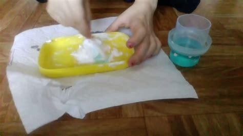 comment faire du fluffy slime cs princesses