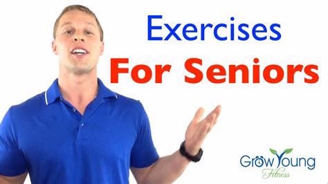 exercises for seniors exercises for senior
