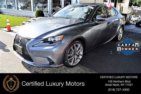2015 Lexus Is 250 Awd F-sport Stock # 9006 For Sale Near