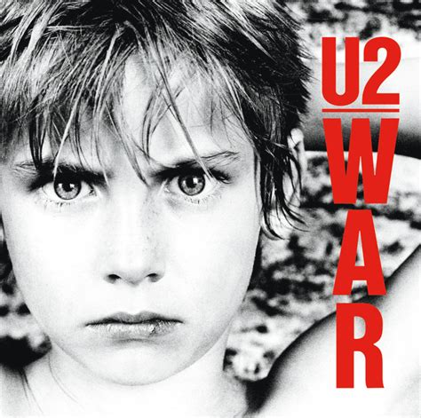 U2 Boy Album Cover