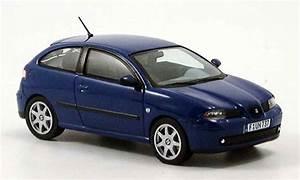 Seat Ibiza Bleu : seat ibiza miniature bleu ixo 1 43 voiture ~ Gottalentnigeria.com Avis de Voitures