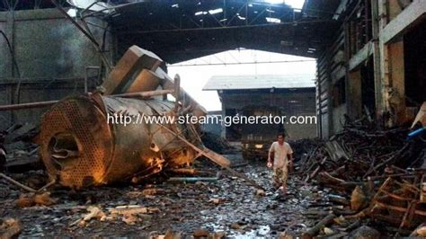 hurt  boiler erupts reliable steam boiler