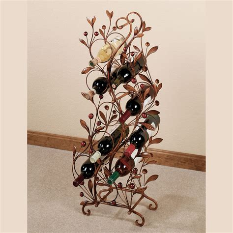 floor wine rack cantabria branch floor wine rack