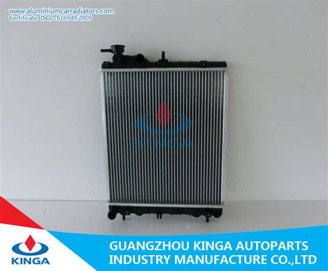 Tube Fin Type Automotive Radiator Aluminum Car Radiator