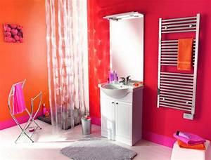 Papier Peint Pour Salle De Bain : belle d co salle de bain papier peint ~ Dailycaller-alerts.com Idées de Décoration