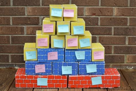 Tower Of Babel Kid's Activity