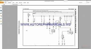 Toyota Em3090e Rav4 2013 General Electrical Diagrams