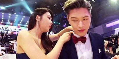 Joy Sungjae Mother Couple Velvet Him Yook
