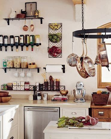 kitchen wall organization ideas 30 amazing design ideas for small kitchens wall storage