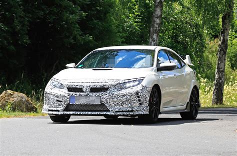 honda civic type    refreshed  year  hot hatch