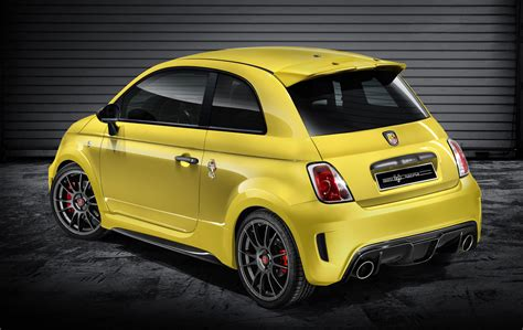 New Fiat Abarth by Fiat Puts The Spotlight On The Abarth 595 Yamaha Factory