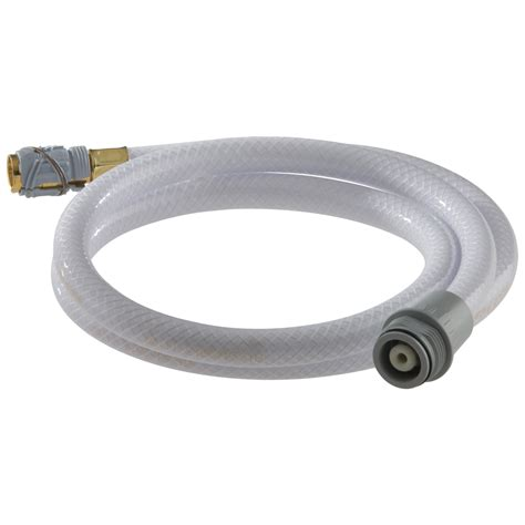 sink spray hose connect delta rp37034gr connect vegetable spray
