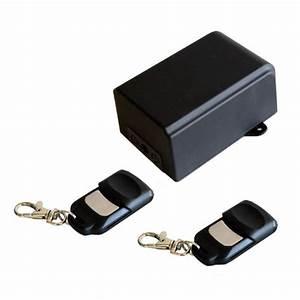 Eclairage Exterieur Avec Telecommande : tlcommande 2 canaux kt2173 pour clairage ~ Edinachiropracticcenter.com Idées de Décoration