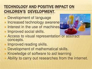 Technology in the early childhood classroom