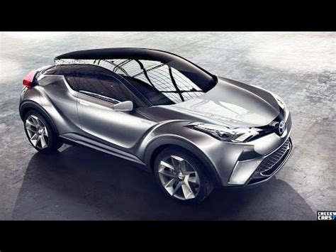 Toyota Chr Hybrid 4k Wallpapers by Toyota C Hr Concept Wallpapers Vehicles Hq Toyota C Hr