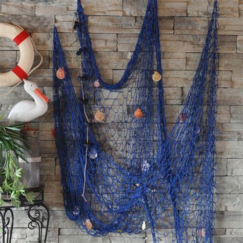 vintage nautical fishing balloon net decorative beach