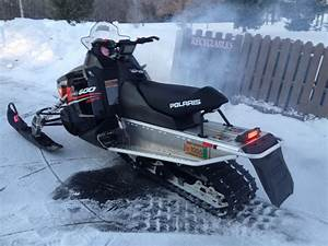 Maxsled First Impressions  2013 Polaris 600 Indy Sp