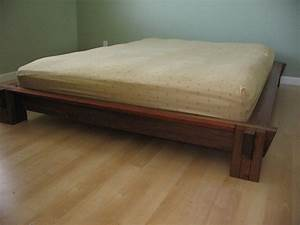 Tatami Style Bed - FineWoodworking
