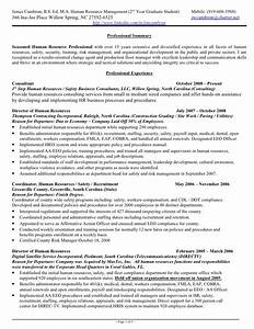 hr generalist resume resume badak With hr generalist resume