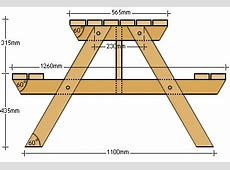 How to make BBQ picnic table Lets all go on a PickA