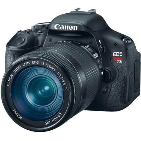 Canon Slr Review Of Canon Eos Rebel T3i 18 Mp Cmos Digital Slr