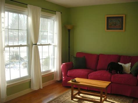images  red couch rooms  pinterest red