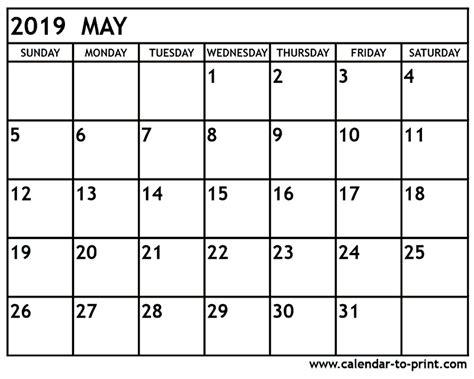 printable calendar calendar