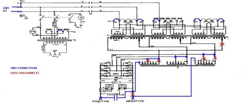 Stick Welder Wiring Diagram by How To Modify The Cp 250ts For Single Phase And Arc