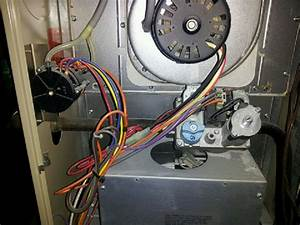 Wiring - Should My Thermostat U0026 39 S Blue Wire Be Going To W2