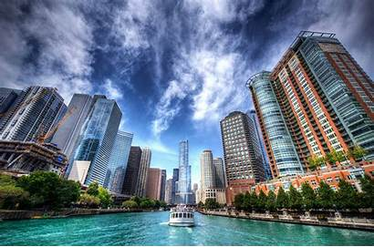 4k Chicago Pc Wallpapers Hdr Desktop River