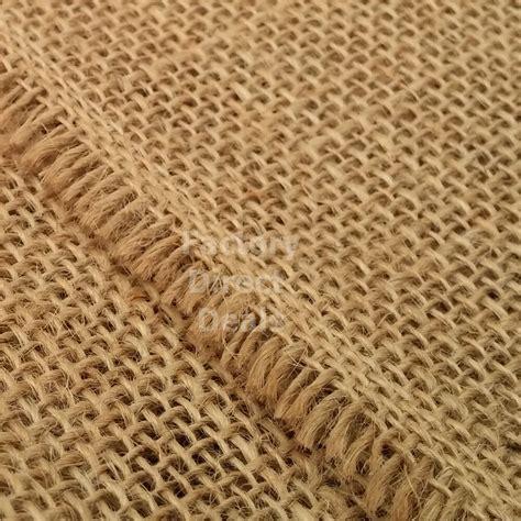Craft Upholstery luxury 100 12oz jute hessian burlap fabric