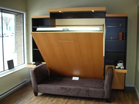 murphy bed sofa combo tv on murphy bed contemporary home theater other