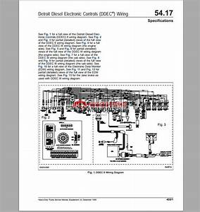 Diesel Electronic Controls Ddec3 Manual With Diagram