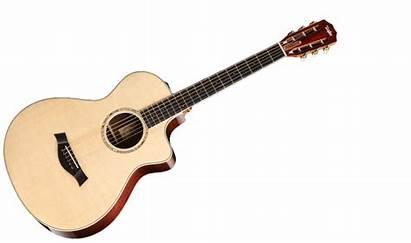 Guitar Acoustic Transparent Taylor Clipart Instruments Clip